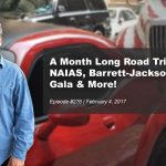 A Month Long Road Trip: SEMA, NAIAS, Barrett-Jackson and More | #276